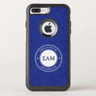 Sigma Alpha Mu | Badge OtterBox Commuter iPhone 8 Plus/7 Plus Case