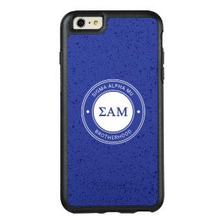 Sigma Alpha Mu | Badge OtterBox iPhone 6/6s Plus Case