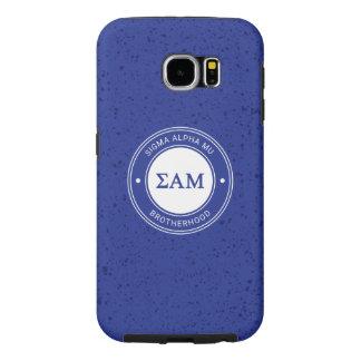 Sigma Alpha Mu | Badge Samsung Galaxy S6 Case