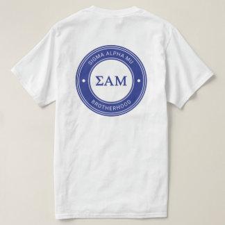 Sigma Alpha Mu | Badge T-Shirt