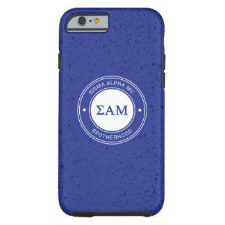 Sigma Alpha Mu | Badge Tough iPhone 6 Case
