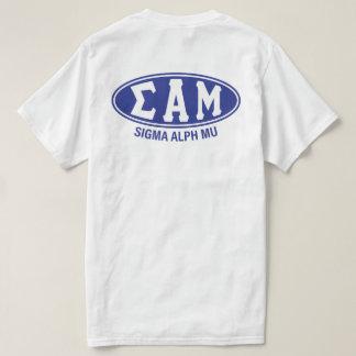 Sigma Alpha Mu | Vintage T-Shirt