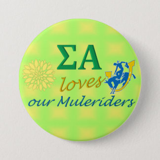 Sigma Alpha Mulerider Game Day Button