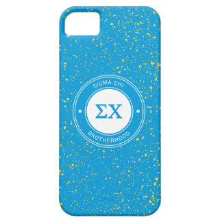 Sigma Chi | Badge iPhone 5 Covers