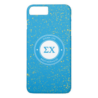 Sigma Chi | Badge iPhone 8 Plus/7 Plus Case