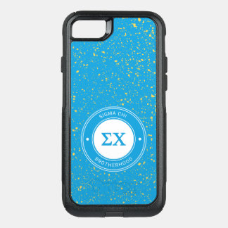 Sigma Chi | Badge OtterBox Commuter iPhone 8/7 Case