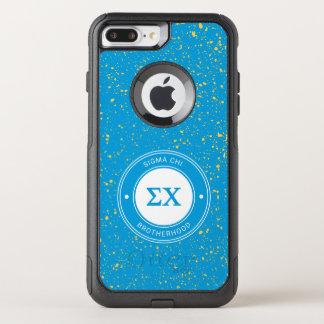 Sigma Chi | Badge OtterBox Commuter iPhone 8 Plus/7 Plus Case