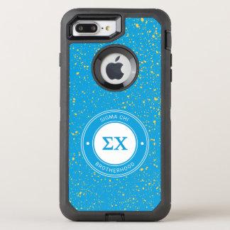 Sigma Chi | Badge OtterBox Defender iPhone 7 Plus Case
