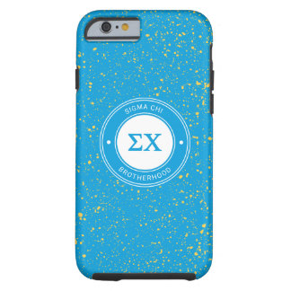 Sigma Chi | Badge Tough iPhone 6 Case