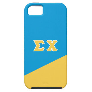 Sigma Chi | Greek Letters iPhone 5 Case