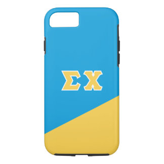 Sigma Chi | Greek Letters iPhone 8/7 Case