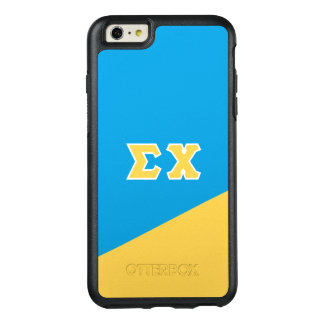 Sigma Chi | Greek Letters OtterBox iPhone 6/6s Plus Case