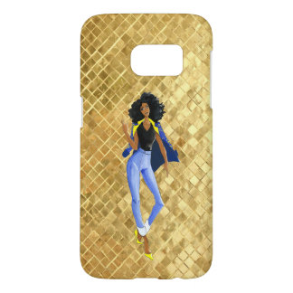 "Sigma ""Dawn"" Samsung PhoneCase Samsung Galaxy S7 Case"