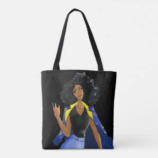 "Sigma ""Dawn"" Tote Bag"