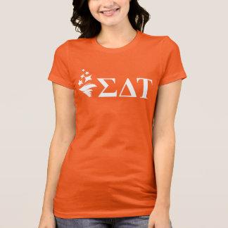 Sigma Delta Tau   Lil Big Logo T-Shirt