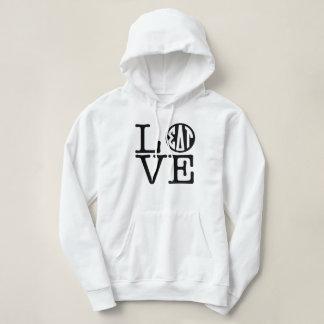 Sigma Delta Tau | Love Hoodie