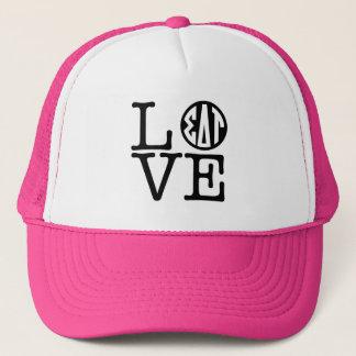 Sigma Delta Tau | Love Trucker Hat