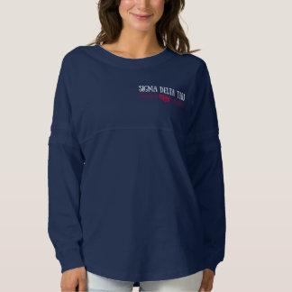 Sigma Delta Tau   USA Spirit Jersey
