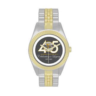 Sigma Gamma Nu 45th Anniversary Collectors Watch