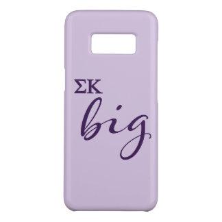 Sigma Kappa Big Script Case-Mate Samsung Galaxy S8 Case
