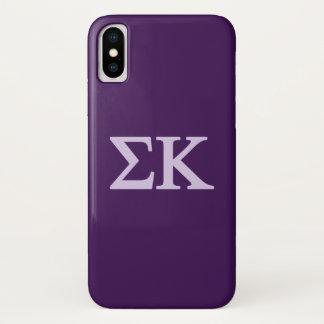 Sigma Kappa Lil Big Logo Case-Mate iPhone Case