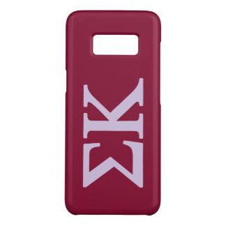 Sigma Kappa Lil Big Logo Case-Mate Samsung Galaxy S8 Case