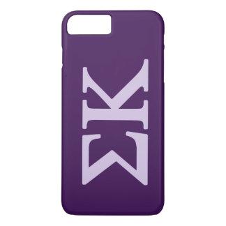 Sigma Kappa Lil Big Logo iPhone 8 Plus/7 Plus Case