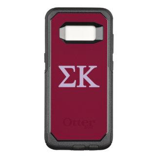 Sigma Kappa Lil Big Logo OtterBox Commuter Samsung Galaxy S8 Case