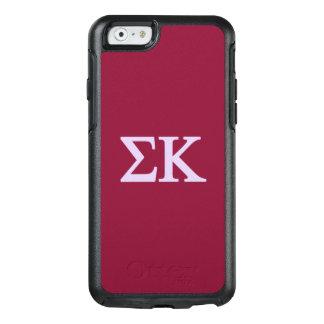 Sigma Kappa Lil Big Logo OtterBox iPhone 6/6s Case