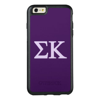 Sigma Kappa Lil Big Logo OtterBox iPhone 6/6s Plus Case