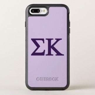 Sigma Kappa Lil Big Logo OtterBox Symmetry iPhone 8 Plus/7 Plus Case