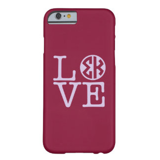Sigma Kappa Love Barely There iPhone 6 Case