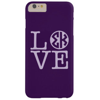 Sigma Kappa Love Barely There iPhone 6 Plus Case