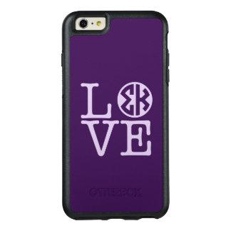Sigma Kappa Love OtterBox iPhone 6/6s Plus Case