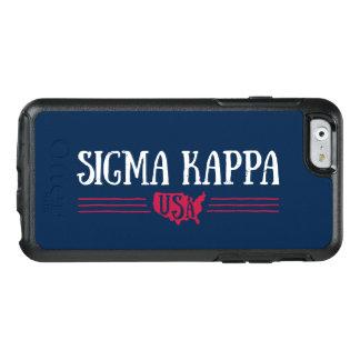 Sigma Kappa USA OtterBox iPhone 6/6s Case