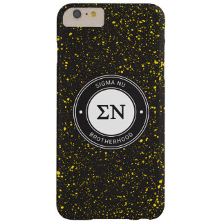 Sigma Nu | Badge Barely There iPhone 6 Plus Case