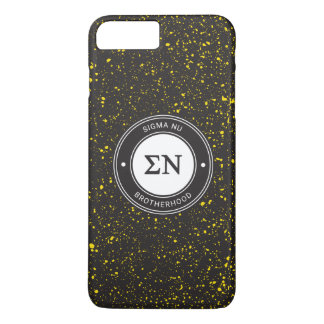 Sigma Nu | Badge Case-Mate iPhone Case