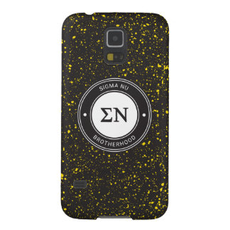 Sigma Nu | Badge Cases For Galaxy S5