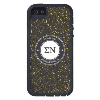 Sigma Nu | Badge iPhone 5 Case
