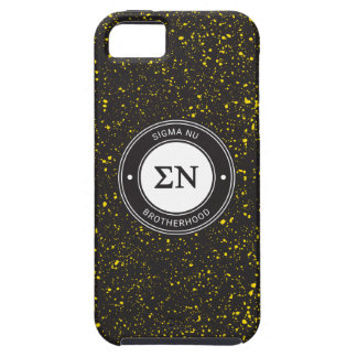 Sigma Nu | Badge iPhone 5 Cover