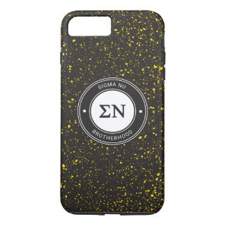 Sigma Nu | Badge iPhone 8 Plus/7 Plus Case