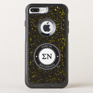 Sigma Nu | Badge OtterBox Commuter iPhone 8 Plus/7 Plus Case