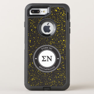 Sigma Nu | Badge OtterBox Defender iPhone 8 Plus/7 Plus Case