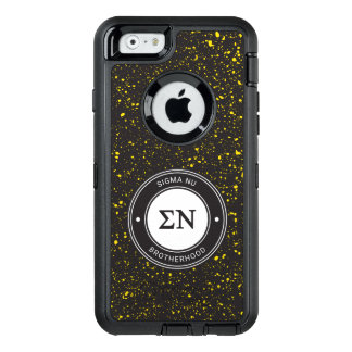 Sigma Nu | Badge OtterBox Defender iPhone Case