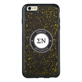 Sigma Nu | Badge OtterBox iPhone 6/6s Plus Case