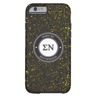 Sigma Nu | Badge Tough iPhone 6 Case