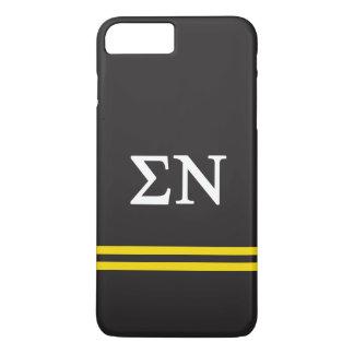 Sigma Nu | Sport Stripe iPhone 8 Plus/7 Plus Case