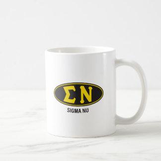 Sigma Nu | Vintage Coffee Mug