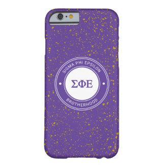 Sigma Phi Epsilon | Badge Barely There iPhone 6 Case