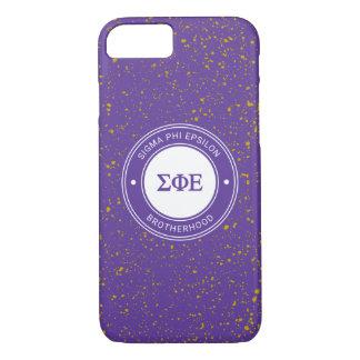 Sigma Phi Epsilon | Badge Case-Mate iPhone Case